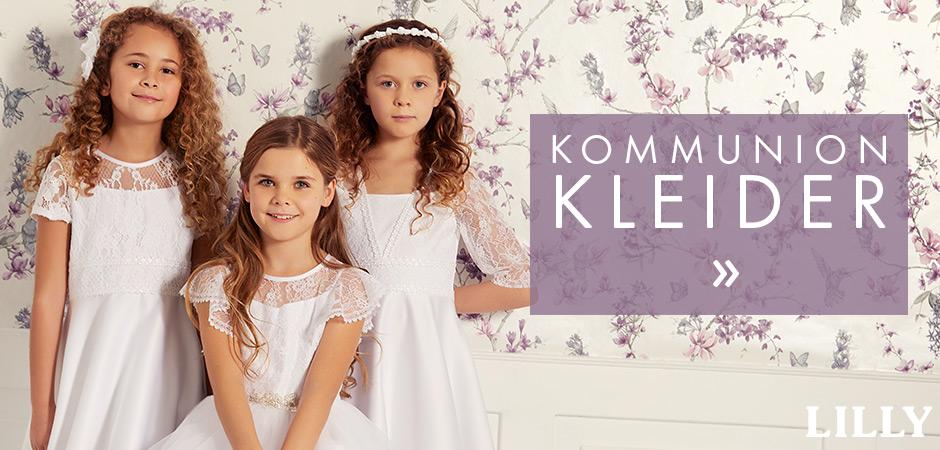 Kleider online shop kommunion Festliche Kleider